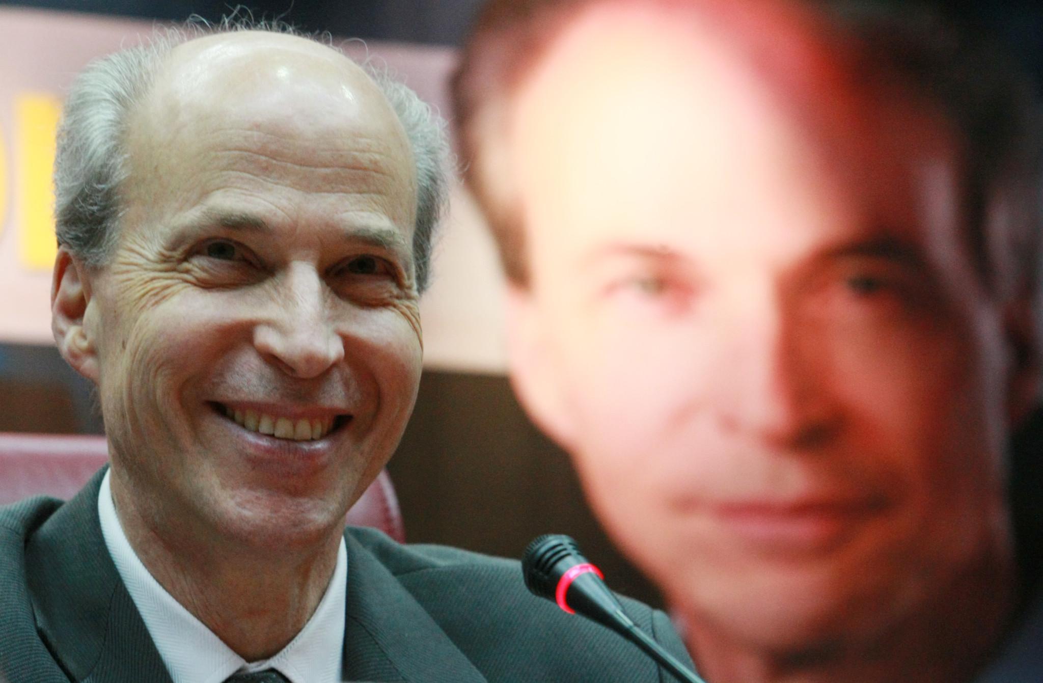 Chemistry Nobel Laureate Prof. Roger D. Kornberg